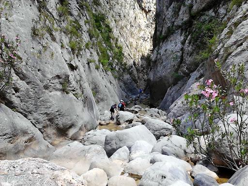 Senderismo: Montanejos - Bojera - Bco de la Maimona