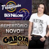 CD Garota Safada - Vaquejada de Frei Miguelinho - PE - 21.07.2012
