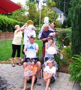 ALS Ice Bucket Challenge During