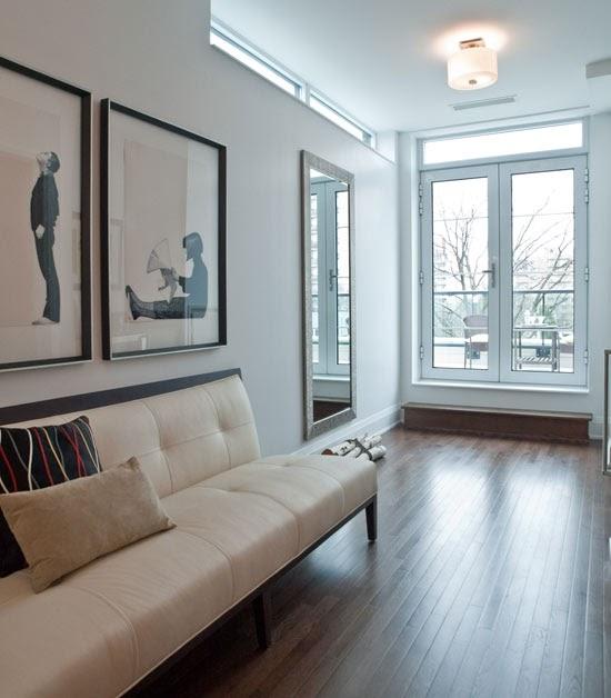Foyer Mirror University : Interior design musings condo living