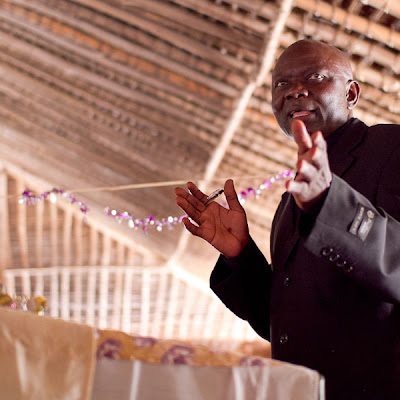 Meet Pastor Gaspard