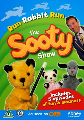 The Sooty Show Run Rabbit Run DVD