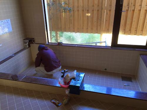 浴槽工事2