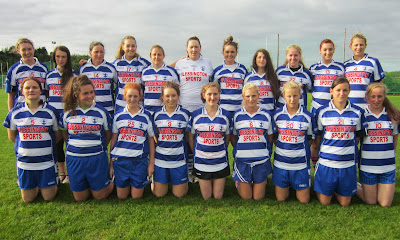 Blessington Ladies team