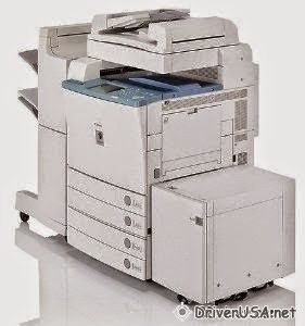 Download Canon iRC2620i laser printer driver – the right way to deploy