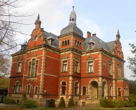 Villa im Winkel, Ochtrup, Münsterland