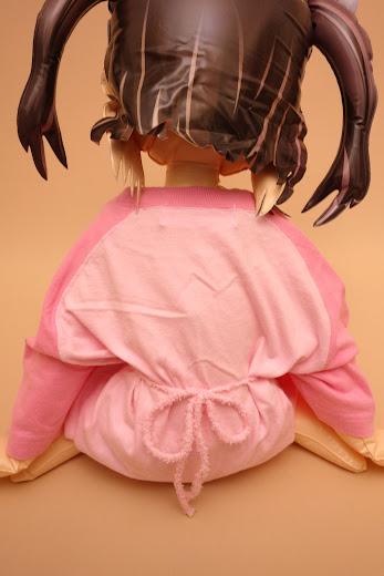 ふぇありーずエアリードールと110cmの女児服