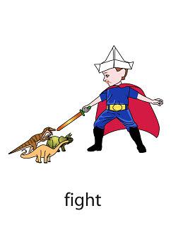 fight%2520 %2520flashcard Verb flashcard