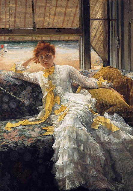 James Tissot - Seaside