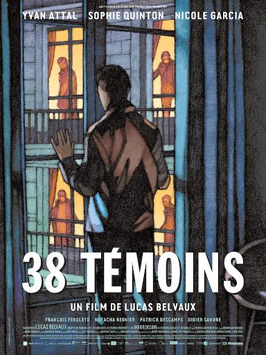 38 Μάρτυρες (38 Témoins) Poster
