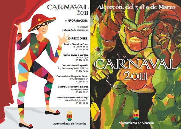 Carnaval de Alcorcón 2011