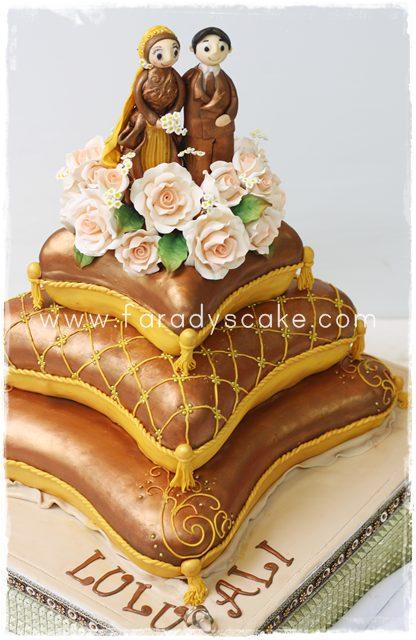 Wedding Cake Faradyscake