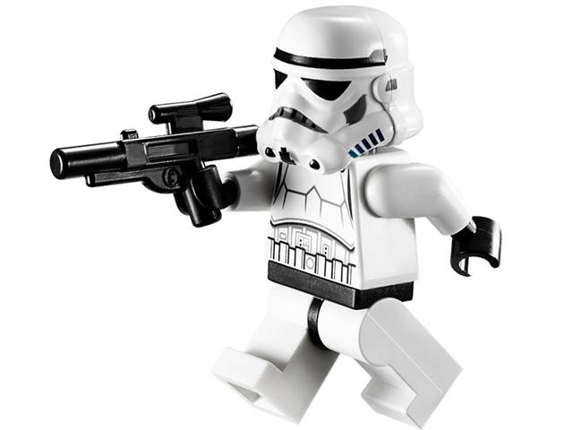 9489 レゴ エンドアの反乱軍兵士 VS 帝国軍トルーパーバトルパック(スターウォーズ)