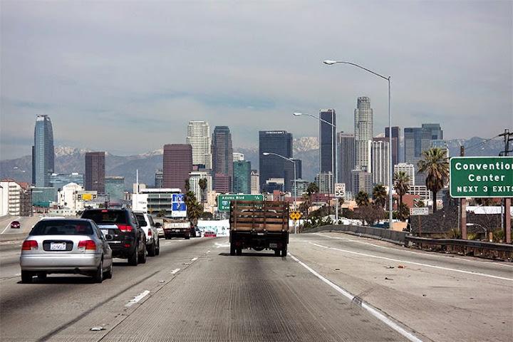 Conducir por Los Angeles