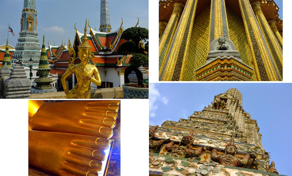 Sightseeing guide for a weekend in Bangkok
