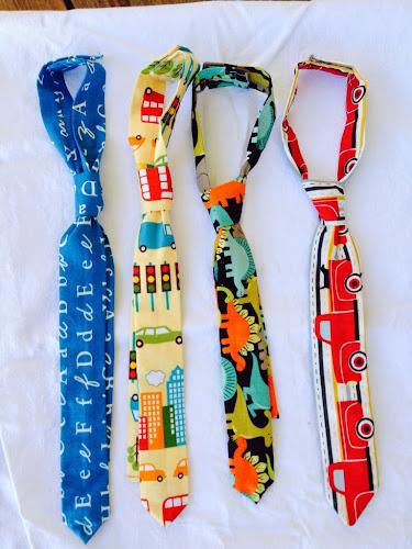 Boy ties, Easter boy ties, handmade ties, fresh picked ties