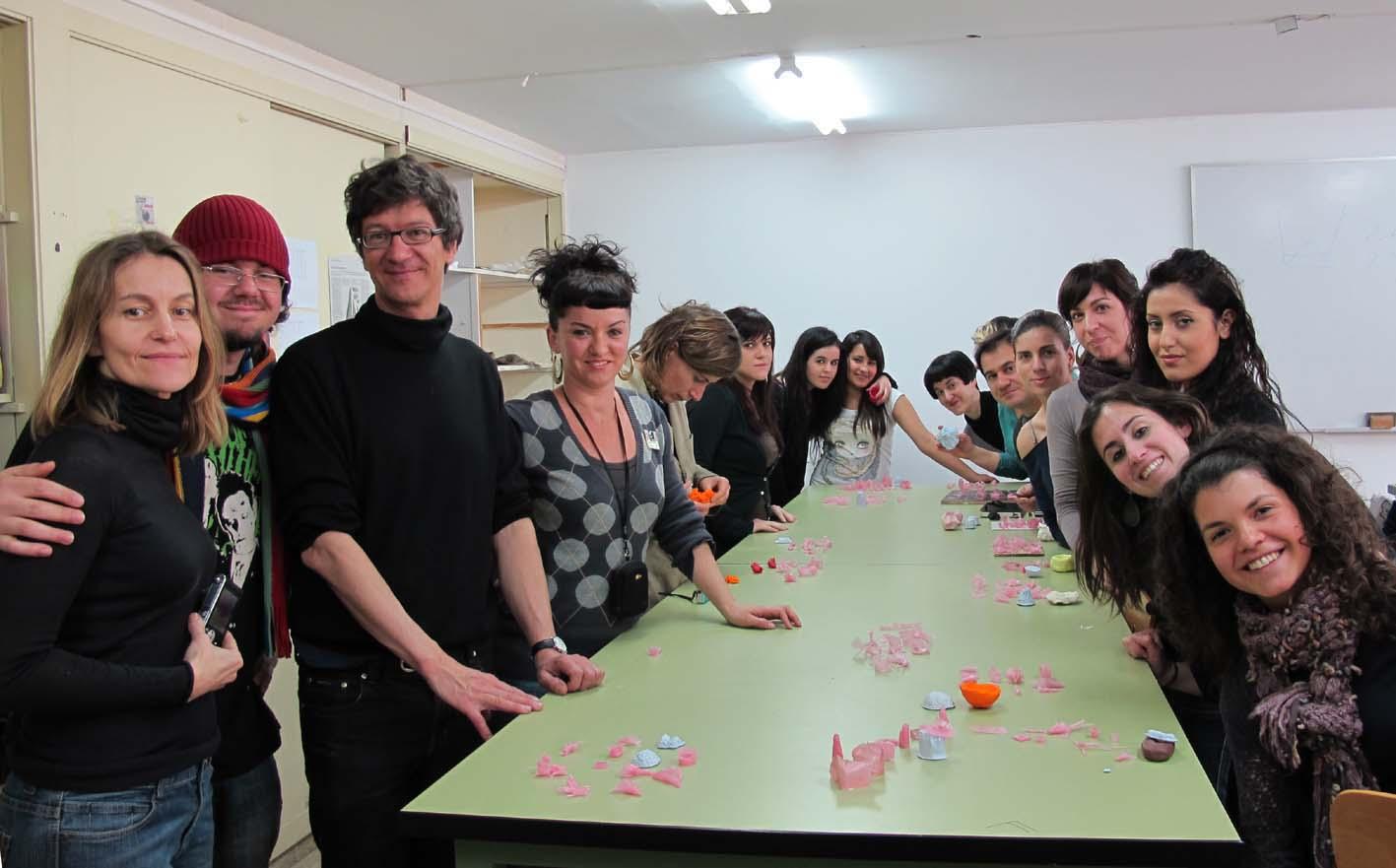Joves joiers welkome to wax word workshop por peter bauhuis - Easd valencia ...