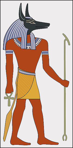The History Man Some Egyptian Gods