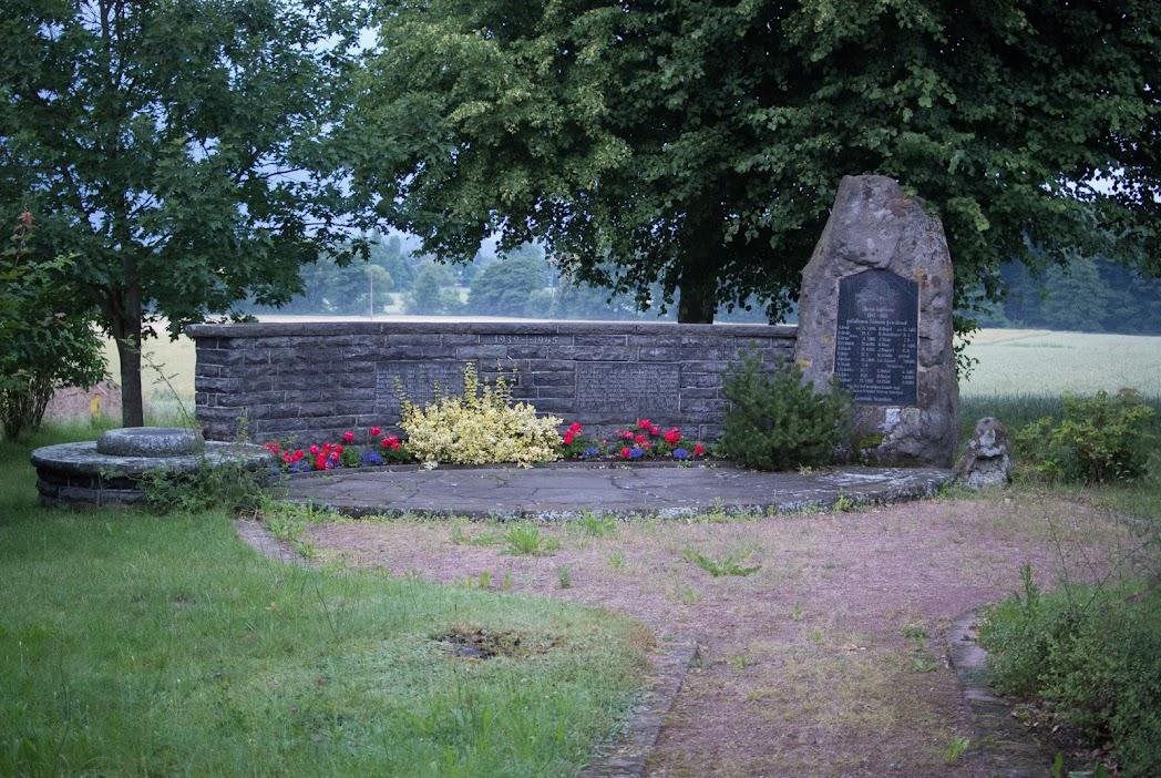Kriegerdenkmal Neuenhain
