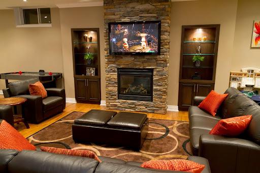Small Tv Room Ideas