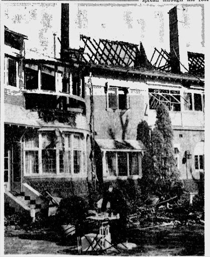 Ruins of Warawee 11 May 1964