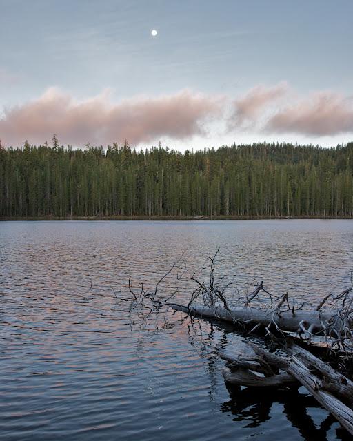 upper twin lake lassen