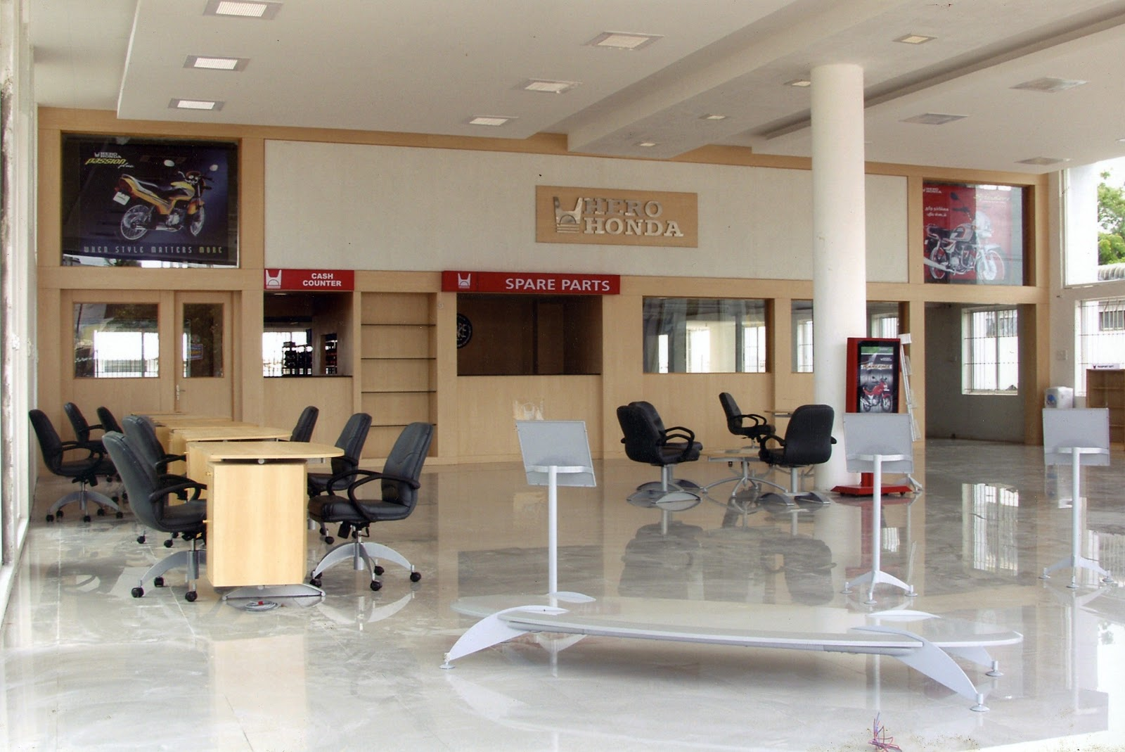 Innovative interiors for Innovative interiors
