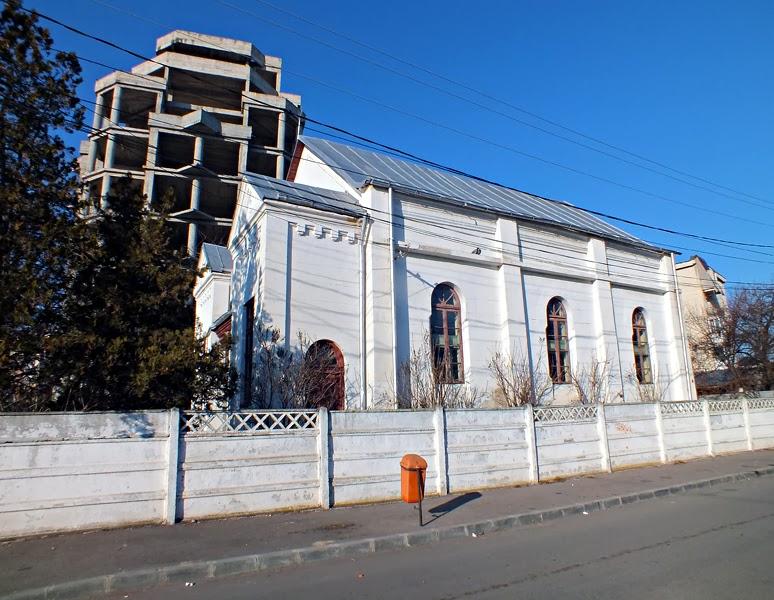 sinagoga campina