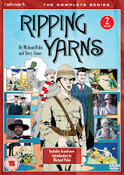 Ripping Yarns DVD
