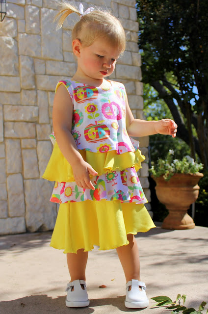 etage dress by Sew Straight Patterns, sewn by Dandelions and Lace