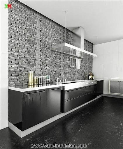 Tư vấn bài trí cho căn hộ có chủ nhân đam mê nội trợ - Trang trí nội thất căn hộ-7