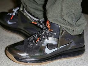 timeline 130122 shoe lebron9 low warvet 2012 13 Timeline