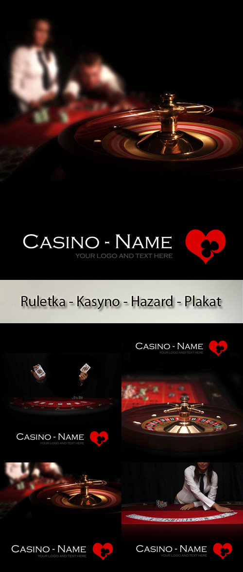 Stock Photo: Roulette, cards, spleen, game in a casino