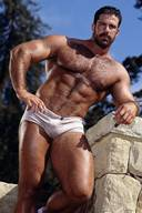 Incredible Hairy Chest Men Hunks - Photos Set 7