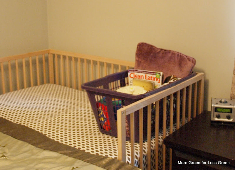 Crib Part 3 Turn A Crib Into A Side Car Co Sleeper