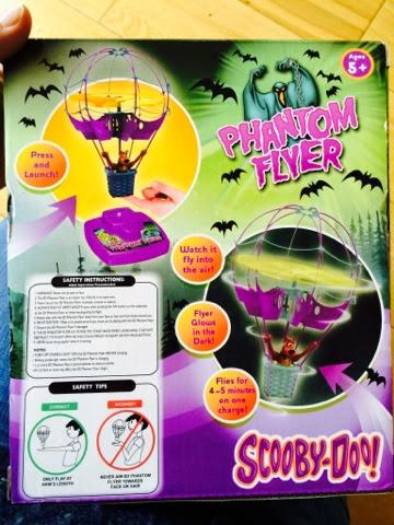 Scooby-Doo Phantom Flyer