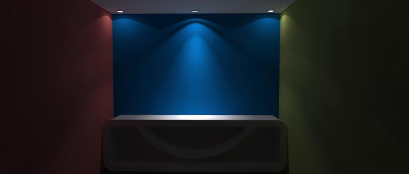 สร้างแสงไฟด้วย IES Light ตอนที่ 1 [ปรับปรุงเนื้อหา ภาพประกอบ และลิงก์ดาวน์โหลด] Ieslight09
