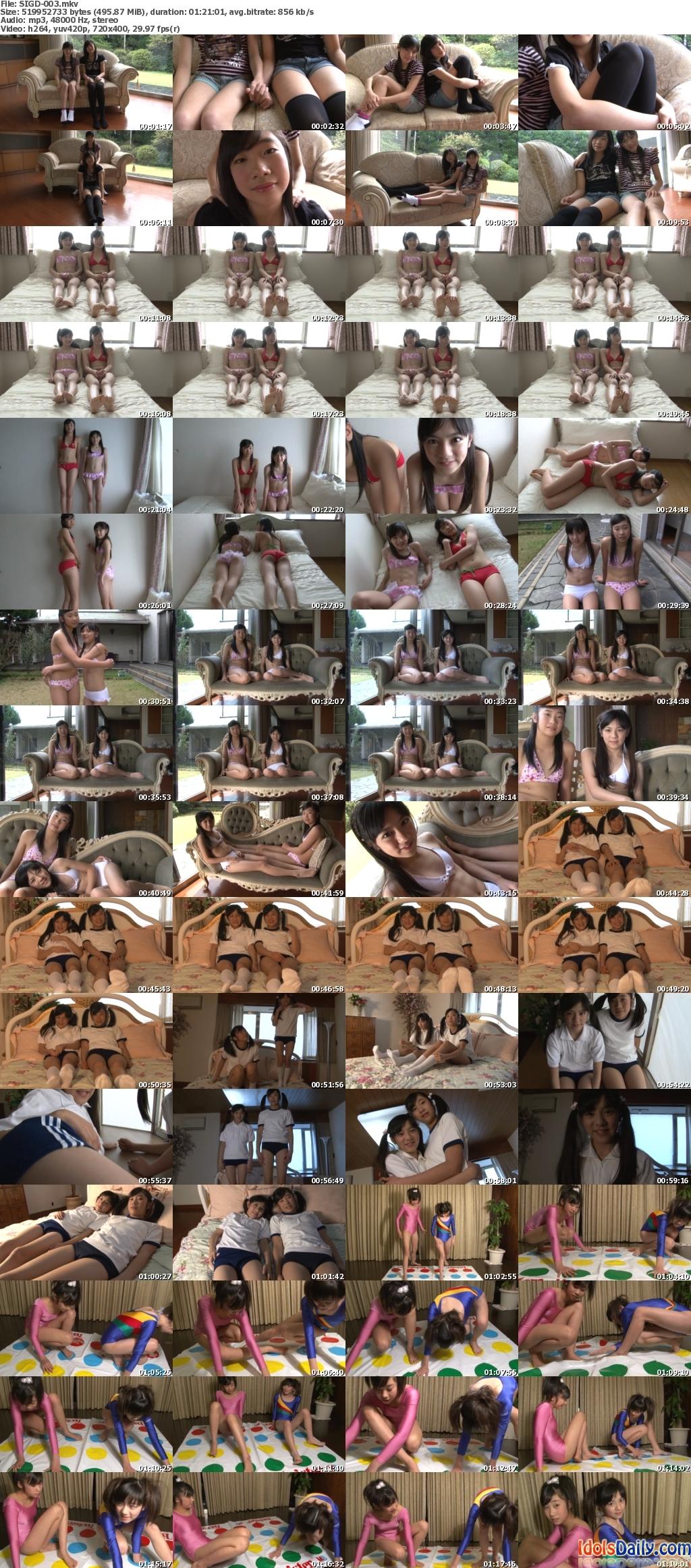 SIGD-003-Mari-Kikuchi-&-Ayano-Sato