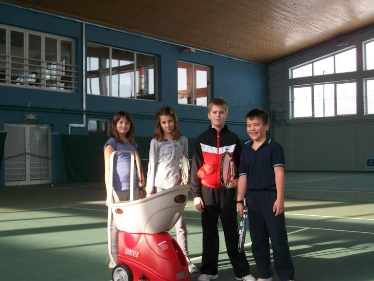 Teniska škola