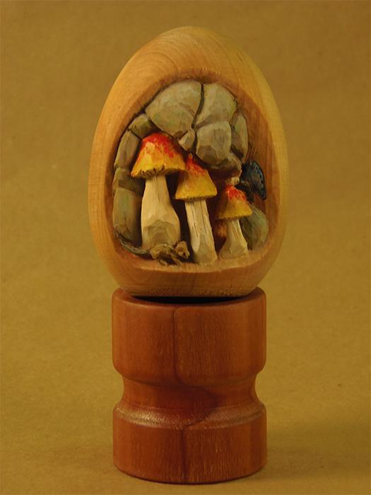 Mushroom Egg