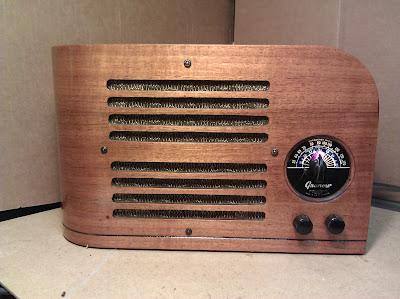 1936 Grunow 566 Radio Link to Story