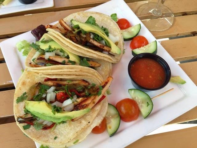 Grilled Chicken Tacos, 55 Restaurant