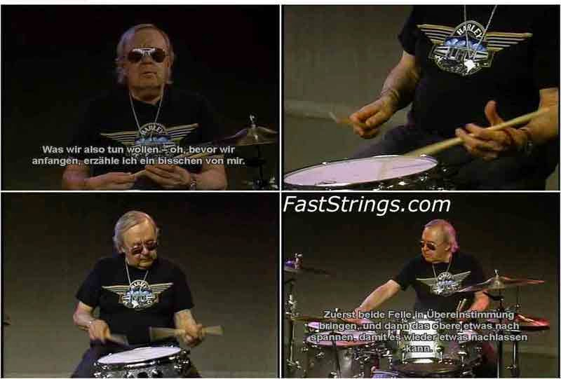 Joe Morello - Drum Method 1: The Natural Approach To Technique