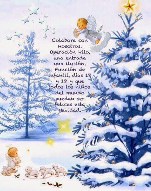 Funciones de Navidad de Infantil