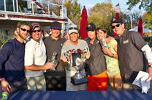 J/24 Bubbles sailing team- win Ugotta Regatta Wayzata