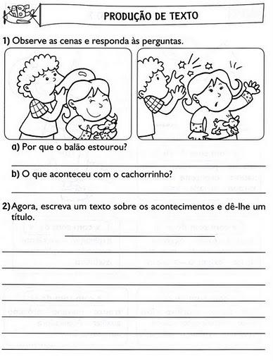 Espaco Do Saber Producao De Texto