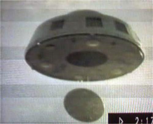 Ufo Underwater