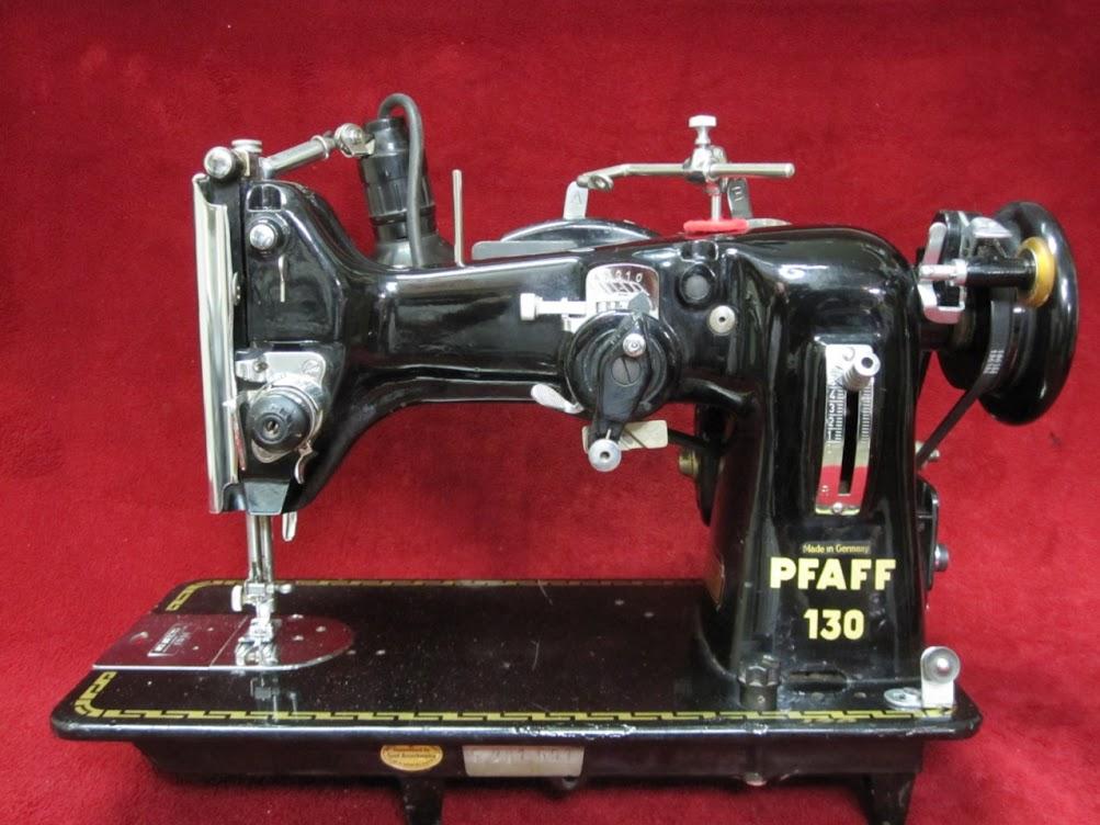 Pfaff Restoration Decals