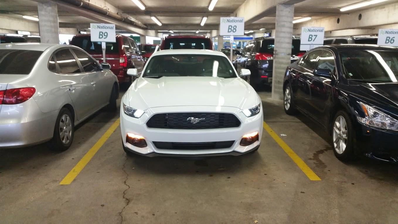 Hertz Rent A Car Lax Reviews