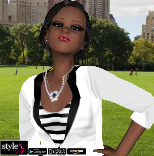 Style Me Girl - Level 1 - Jenny - Ad Shoot